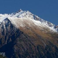 Fresh Snow on Bear Mountain