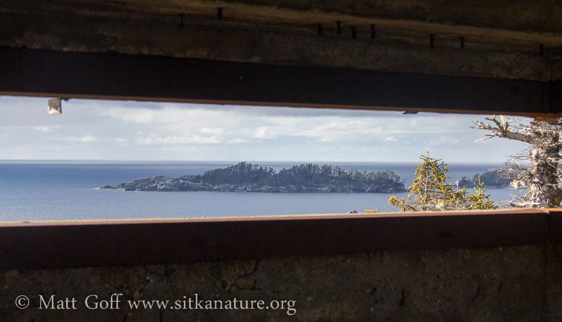 Ataku Island Bunker View