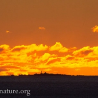 Post Sunset Sky