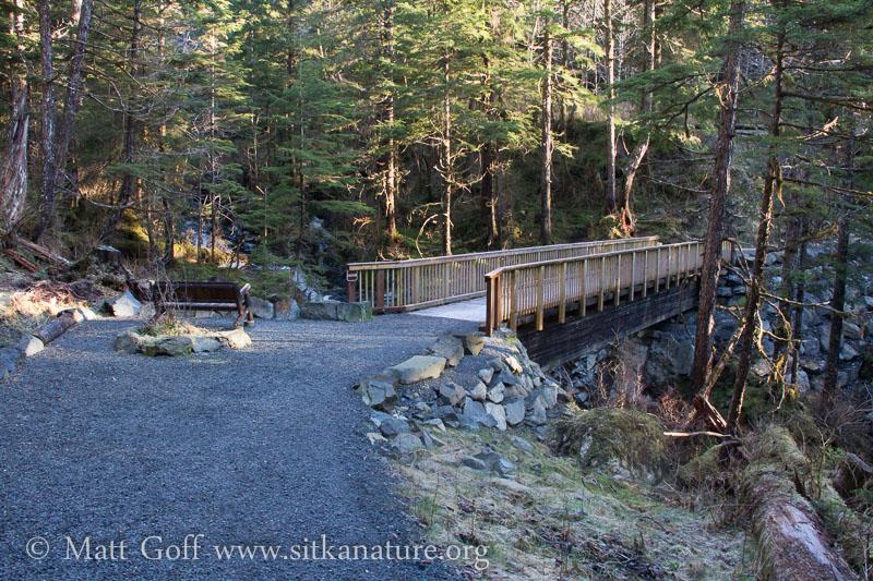 Bridge over Cascade Creek