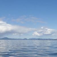 Mt. Edgecumbe Clouds