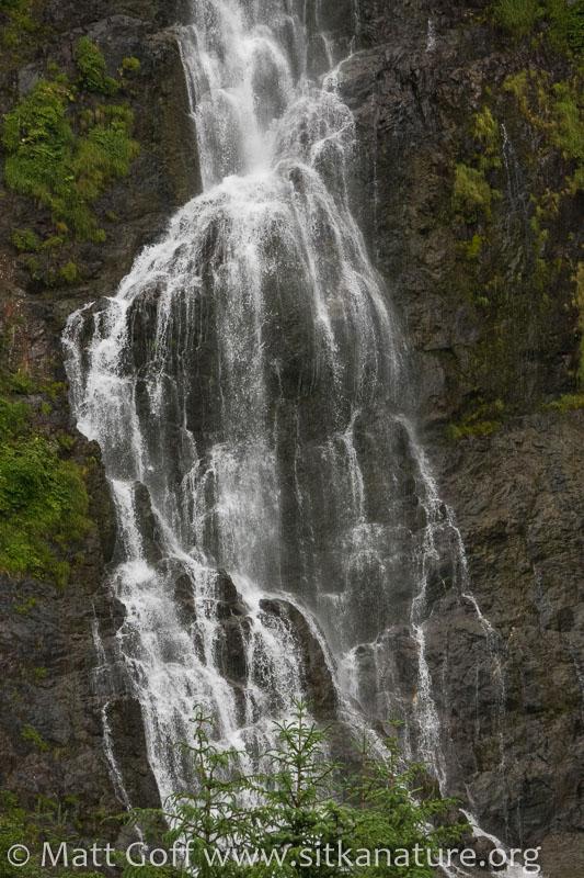 Bear Mountain Waterfall