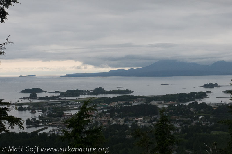 First Viewpoint on Verstovia Trail