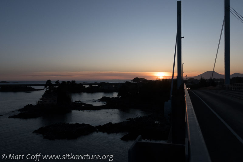 O'Connell Bridge Sunset