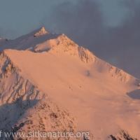Bear Mountain Alpenglow