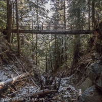 Upper Cross Trail Bridge