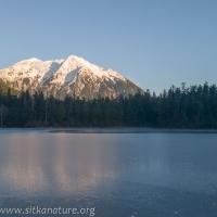 Frozen Heart Lake