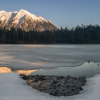 Frozen Heart Lake