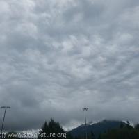 Clouds over Molller Park