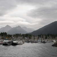 Crescent Harbor Clouds