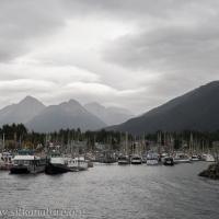 Crescent Harbor Clouds