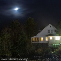 Kettleson Cove at Night