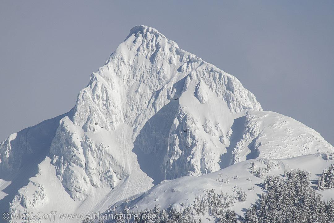 Arrowhead Peak of Verstovia