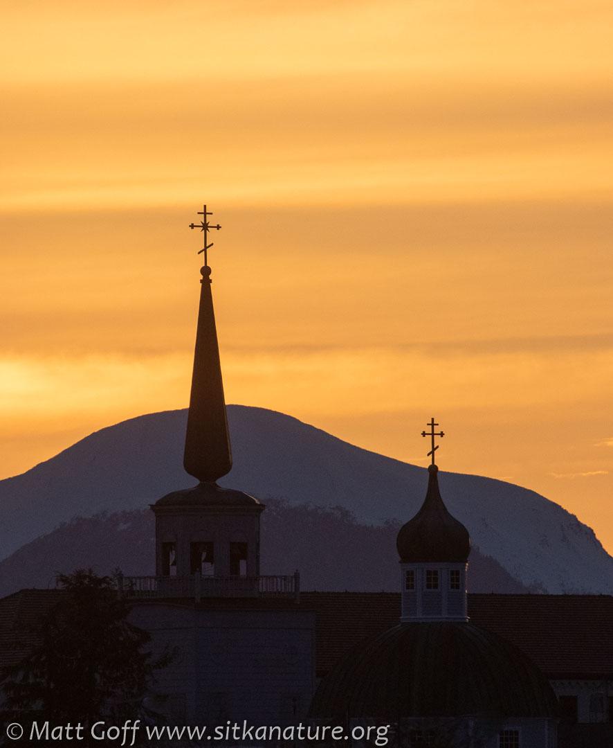 St. Michael's Sunset