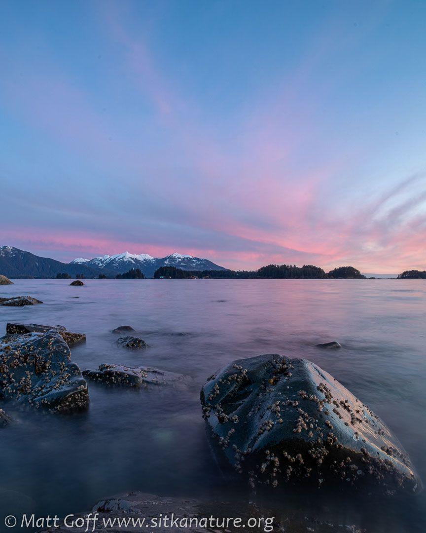 Sage Beach Sunset