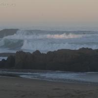 Surf Near Franklin Point