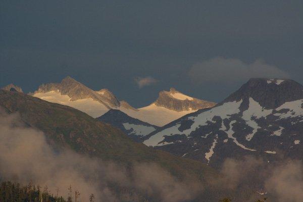 High Peaks on Baranof Island